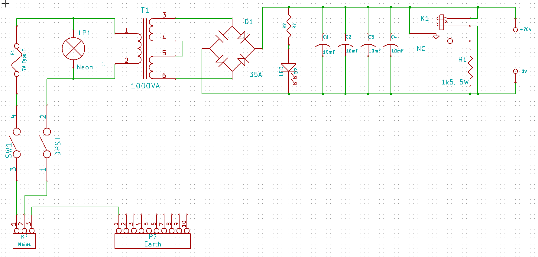 Power Supply Build For Router Cnc Wiring Diagram Click Image Larger Version Name 1 Views 1043 Size
