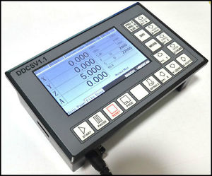 DDSCV1 1 3 and 4 axis offline motion controller