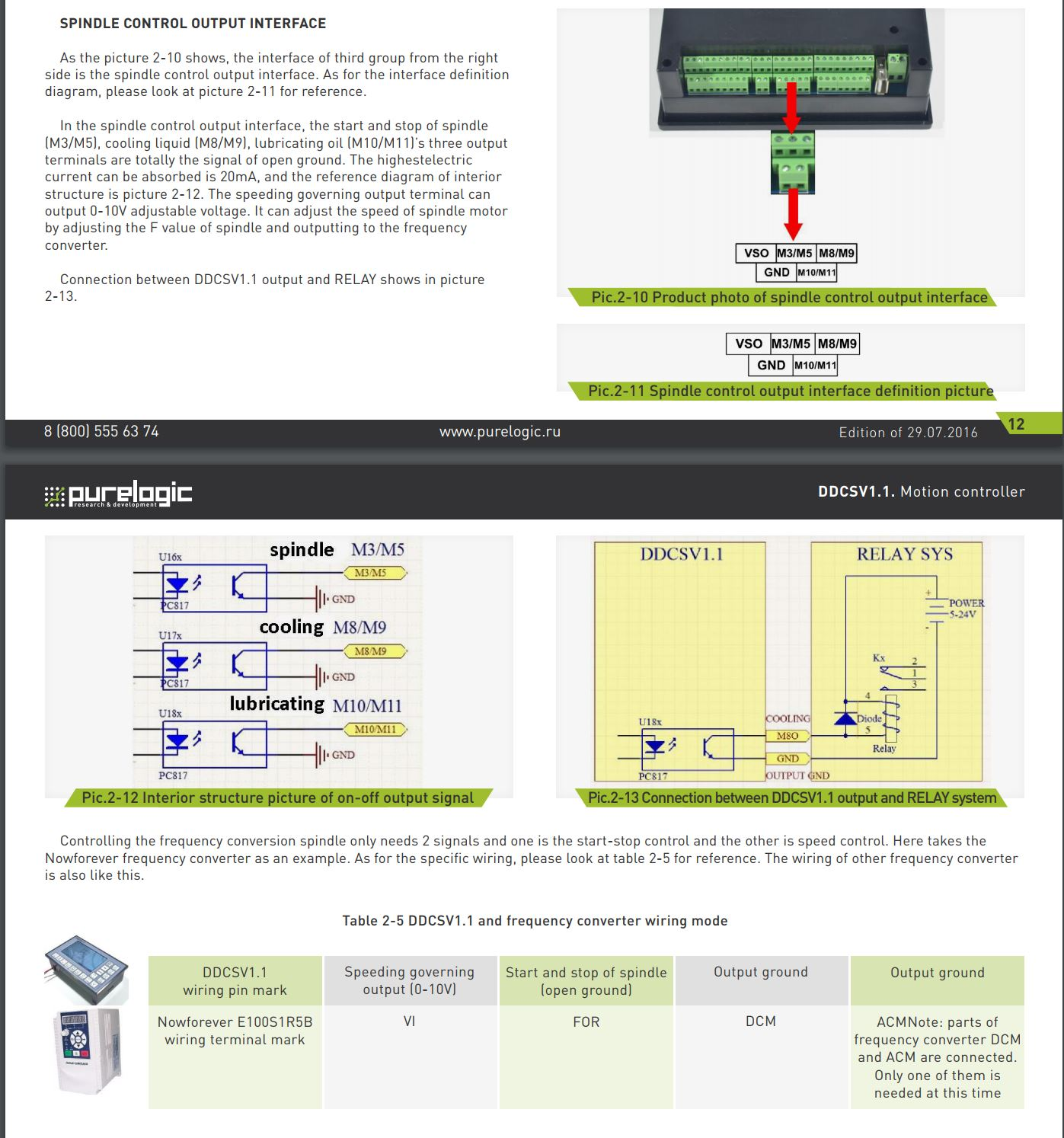 DDSCV1 1 3 and 4 axis offline motion controller - Page 23