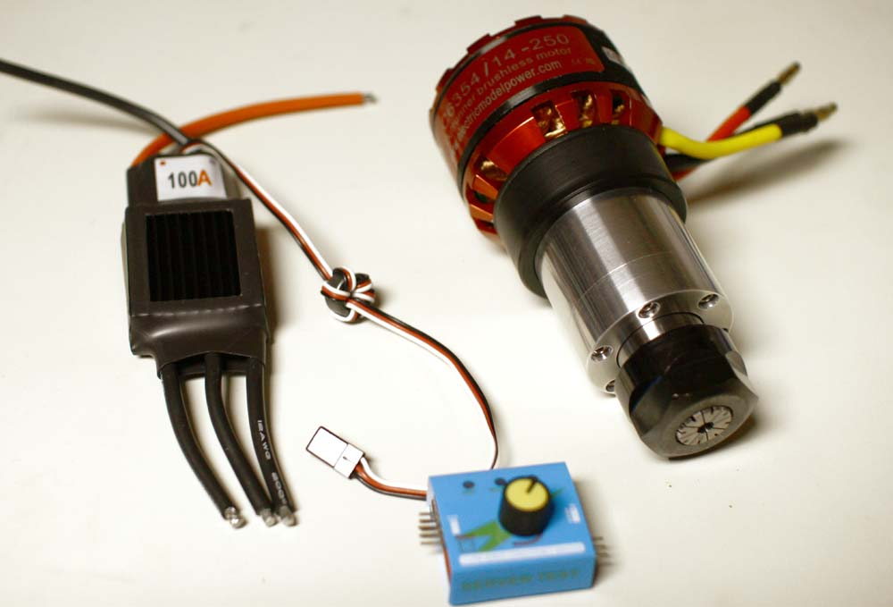 Diy Servo Motor Controller Do It Your Self