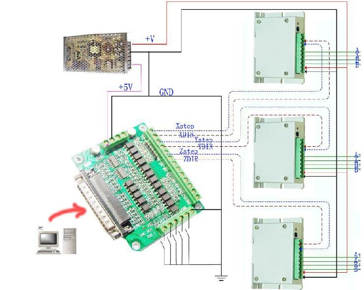Driver wiring advice needed...
