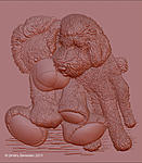 Click image for larger version.  Name:dog and lion_model.JPG Views:812 Size:334.4 KB ID:11025